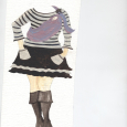 Paper Doll Christy Clothes