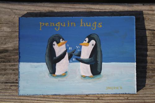 PenguinHugs