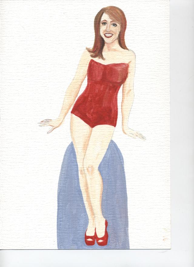 Paper Doll Stephanie