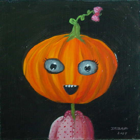 Lady Pumpkin 1a
