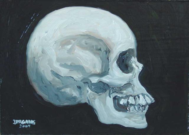 Skull Profile 1a