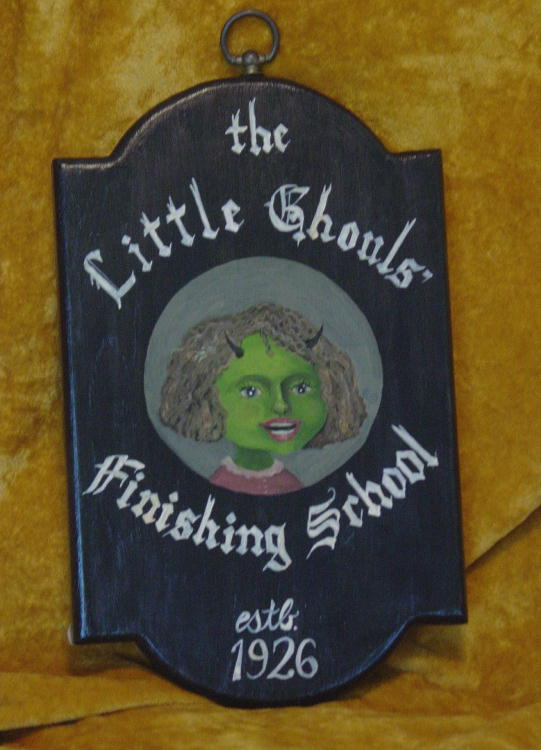 Little Ghoul 1
