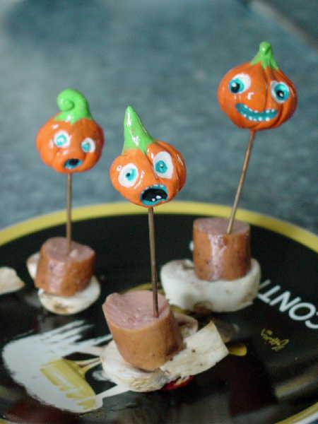 Pumpkin Toppers 3