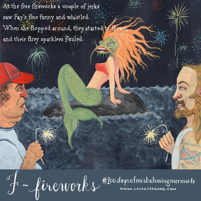 Mermaid F
