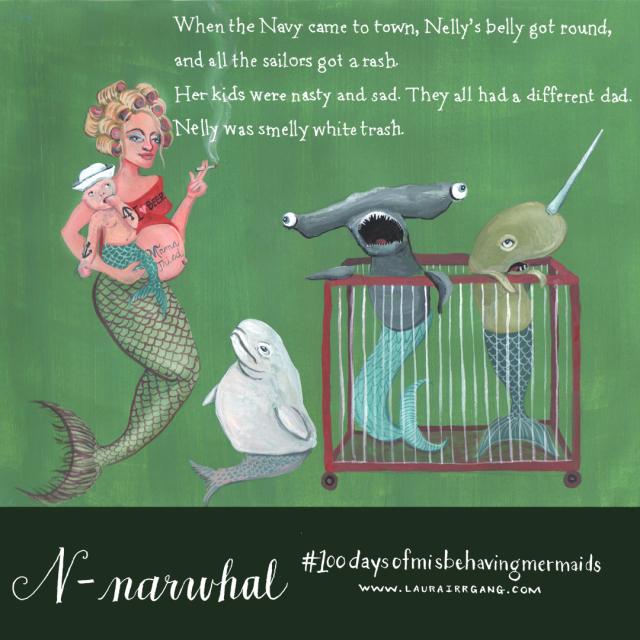 Mermaid-N