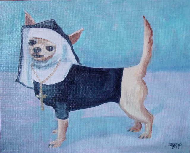 Chihuahua Nun 1a
