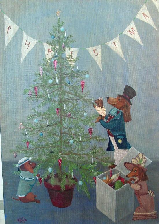 Dox Victorian Tree 1
