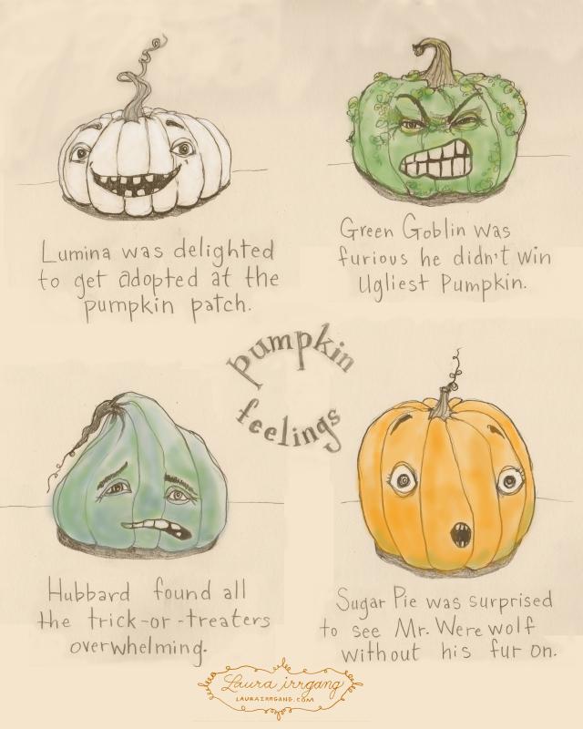 Pumpkinfeelings
