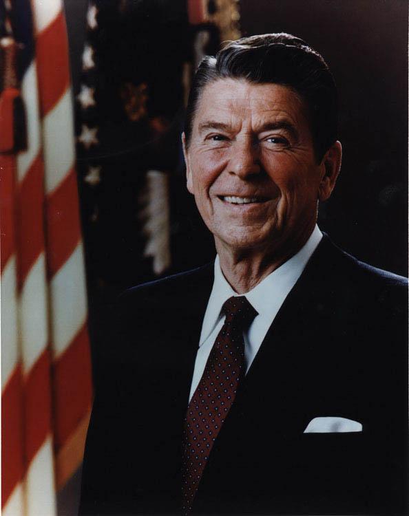 Reaganportrait